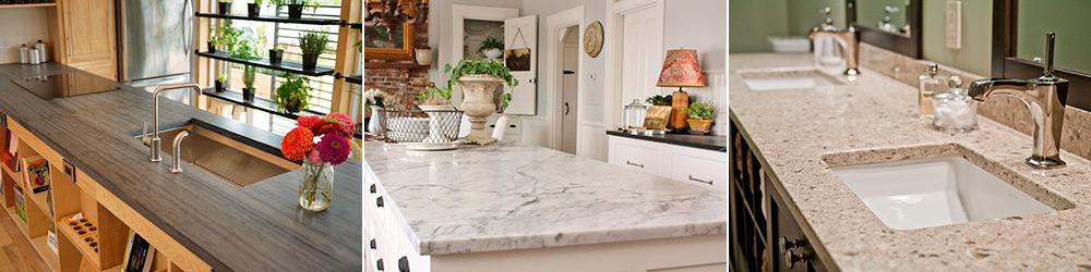 Encimeras de marmol y granito encimeras silestone y compac for Encimera cocina marmol o granito